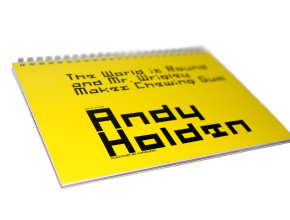 ANDY HOLDEN – PUBLICATIE