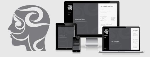Logo, huisstijl en website voor praktijk