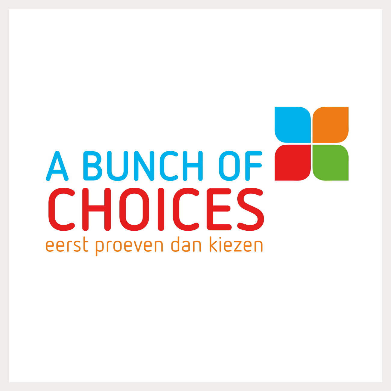Identiteit voor A Bunch Of Choices
