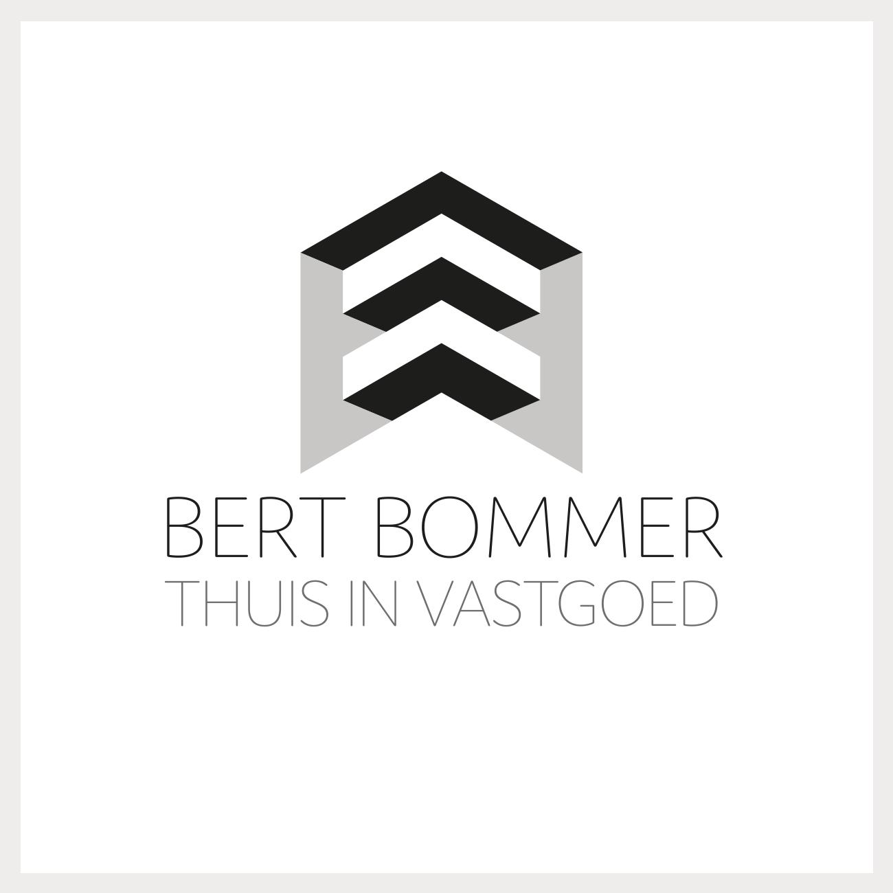 Logo voor Bert Bommer - thuis in vastgoed