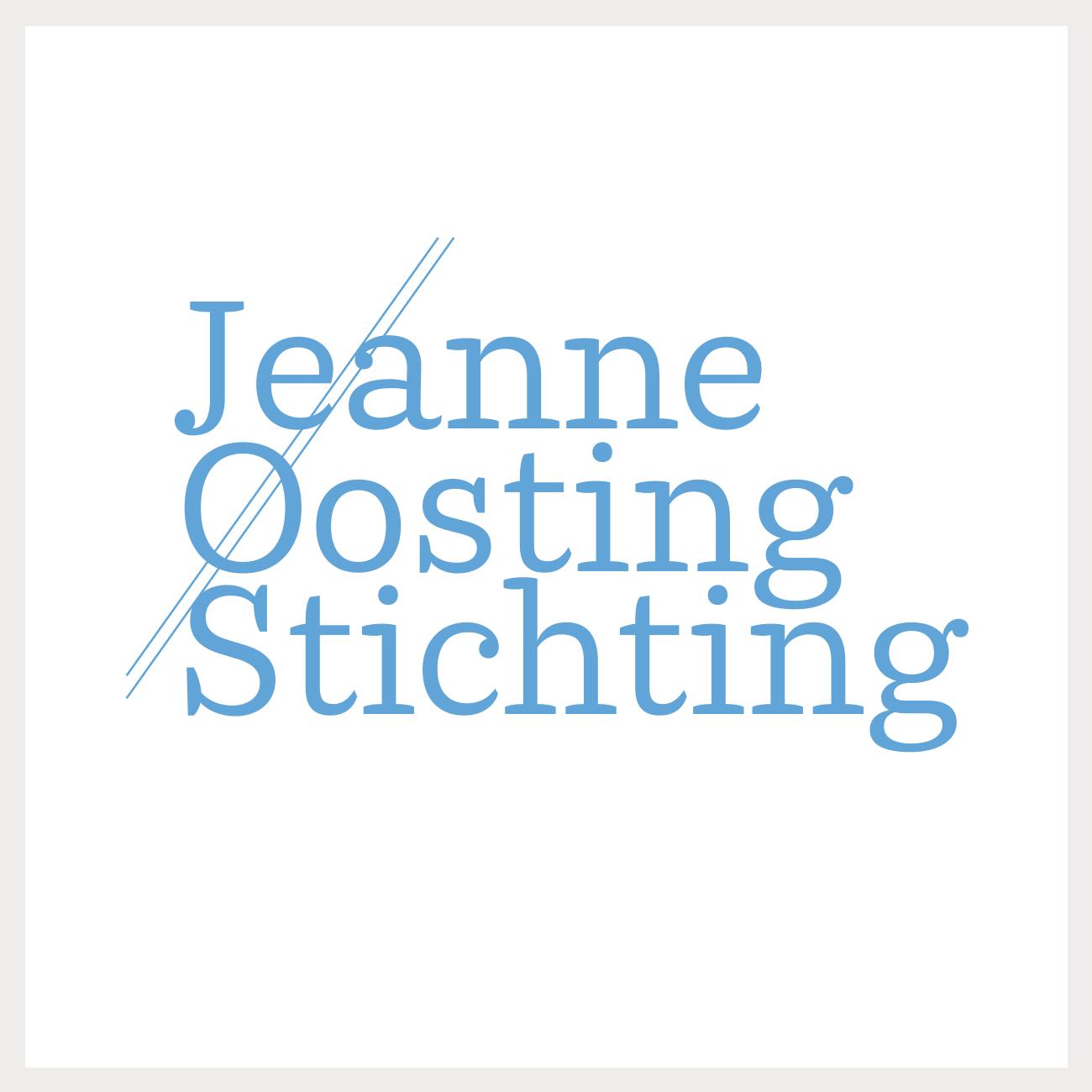 Identiteit voor de Jeanne Oosting Stichting
