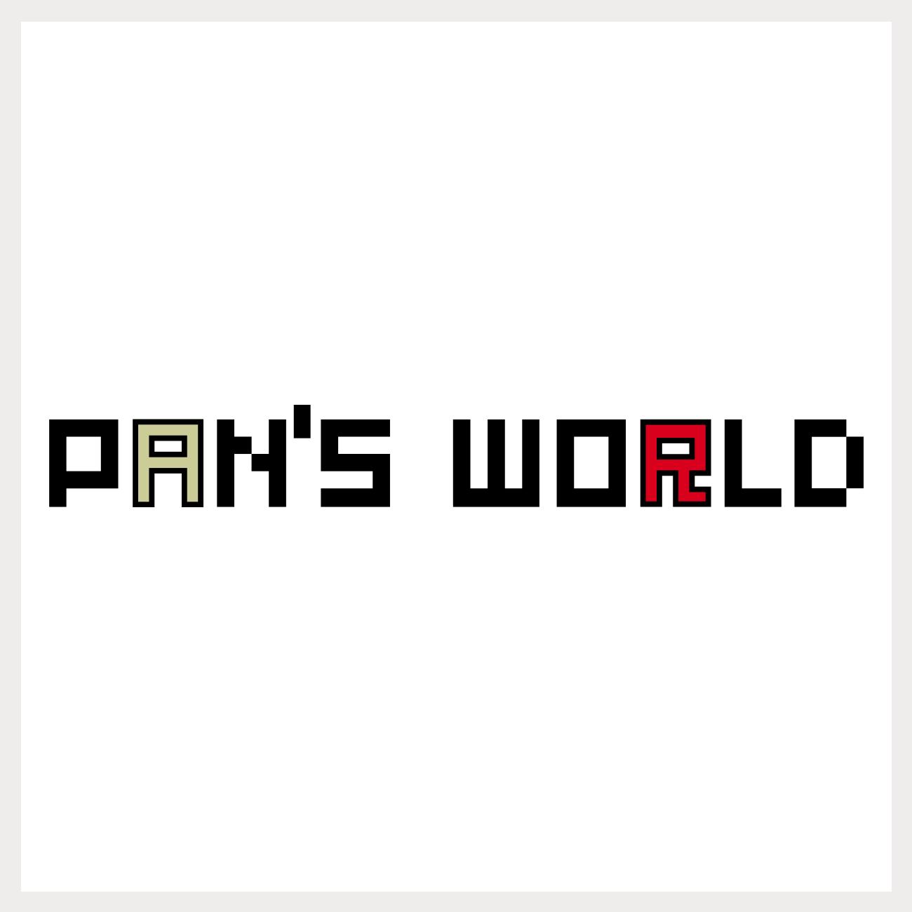 Logo voor PansWorld
