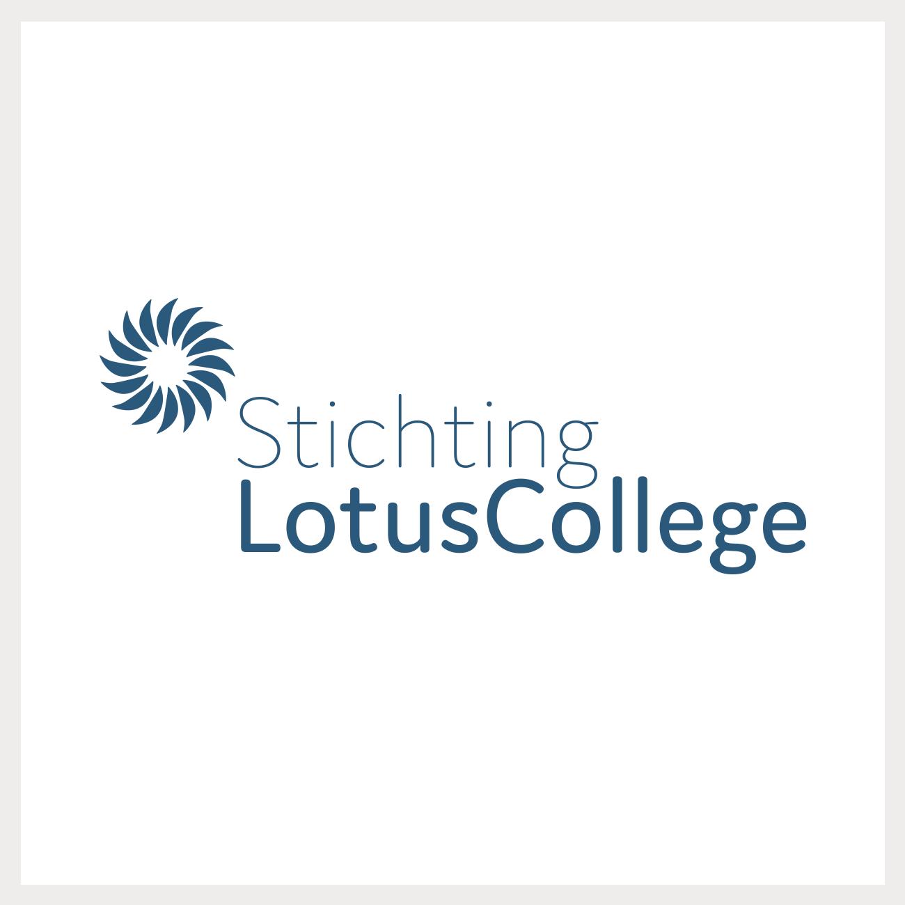 Identiteit voor de Stichting Lotus College