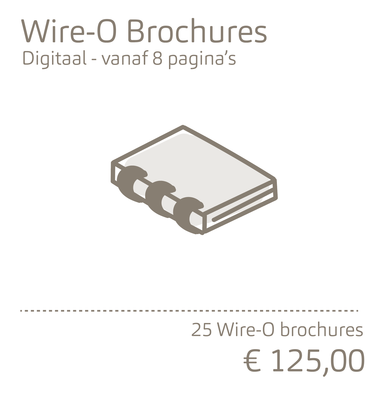 Wire-O brochures