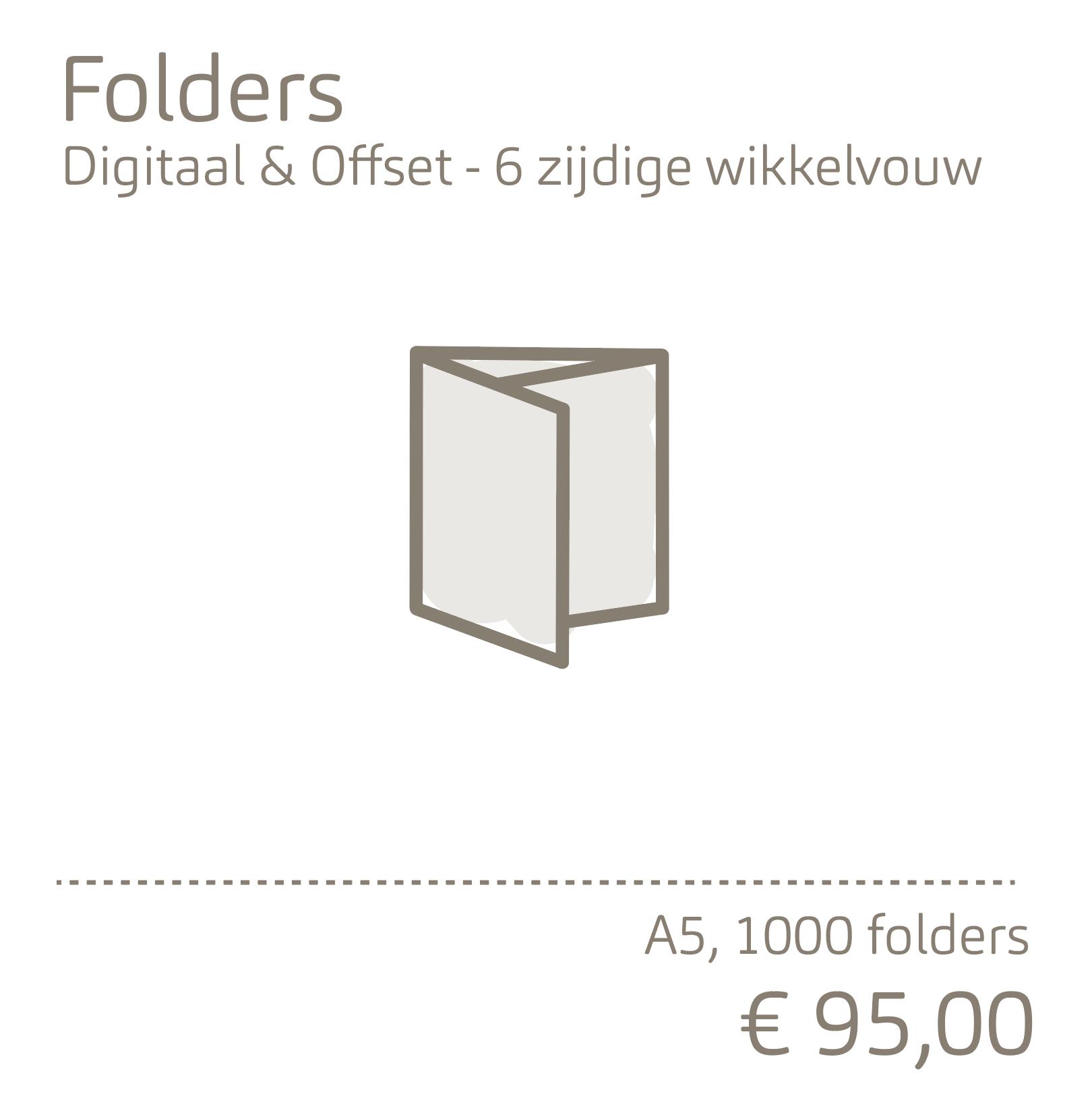 Folder-wikkelvouw