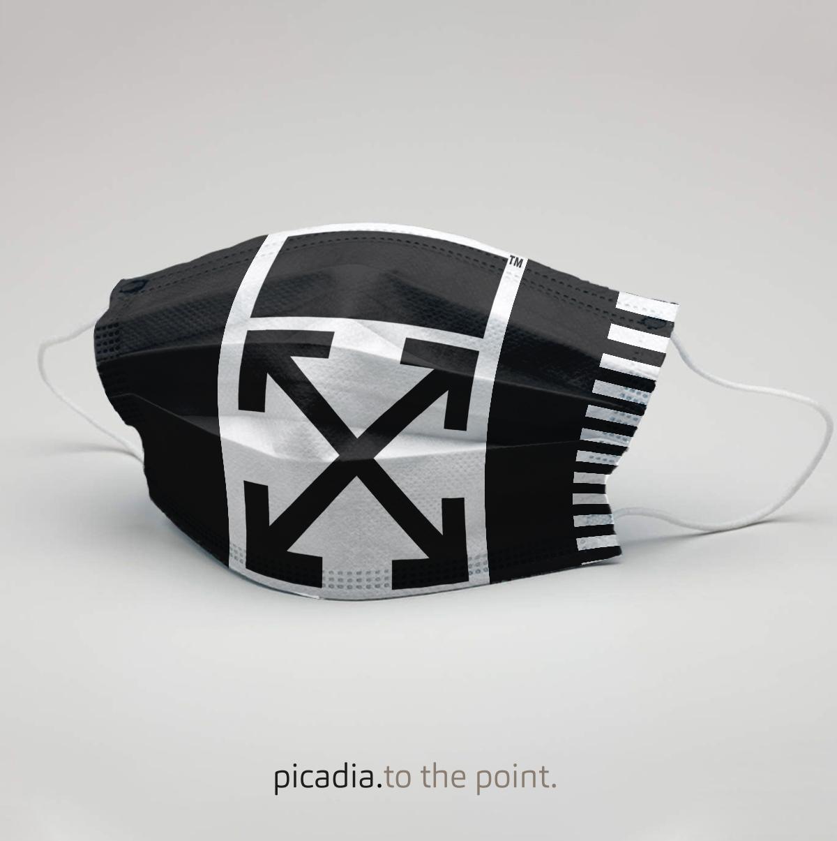 Picadia-Mondkapjes-Black1