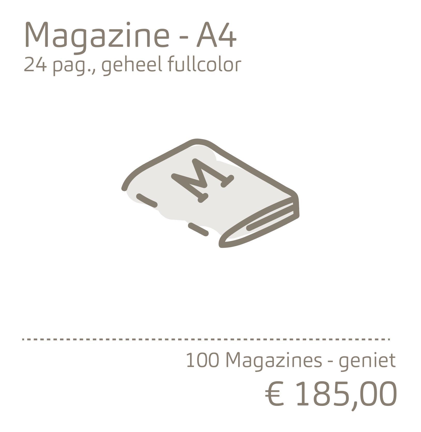 Magazines - A4