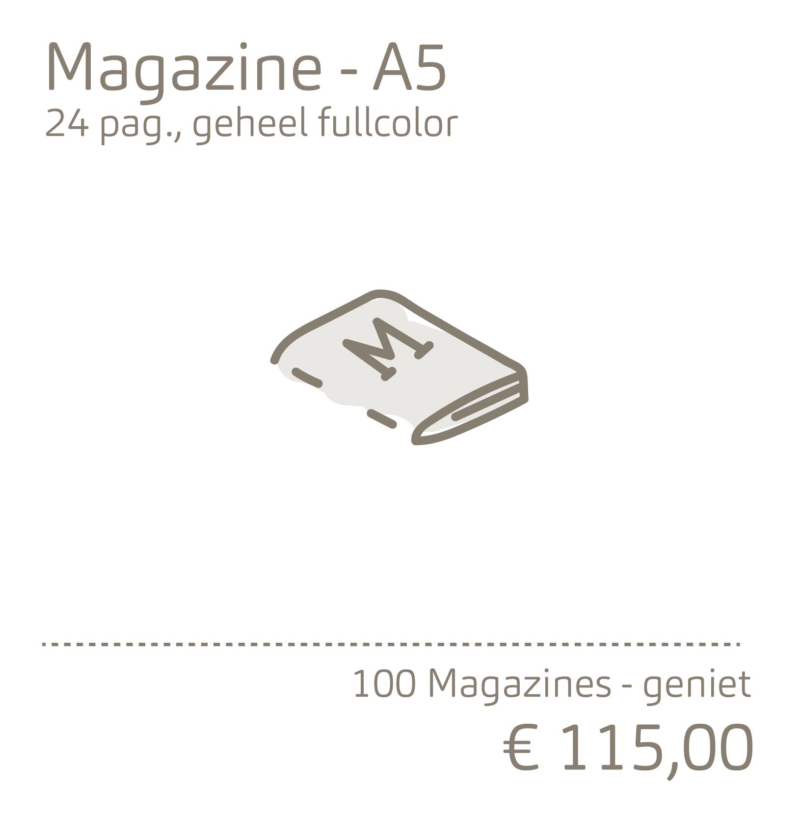 Magazines - A5