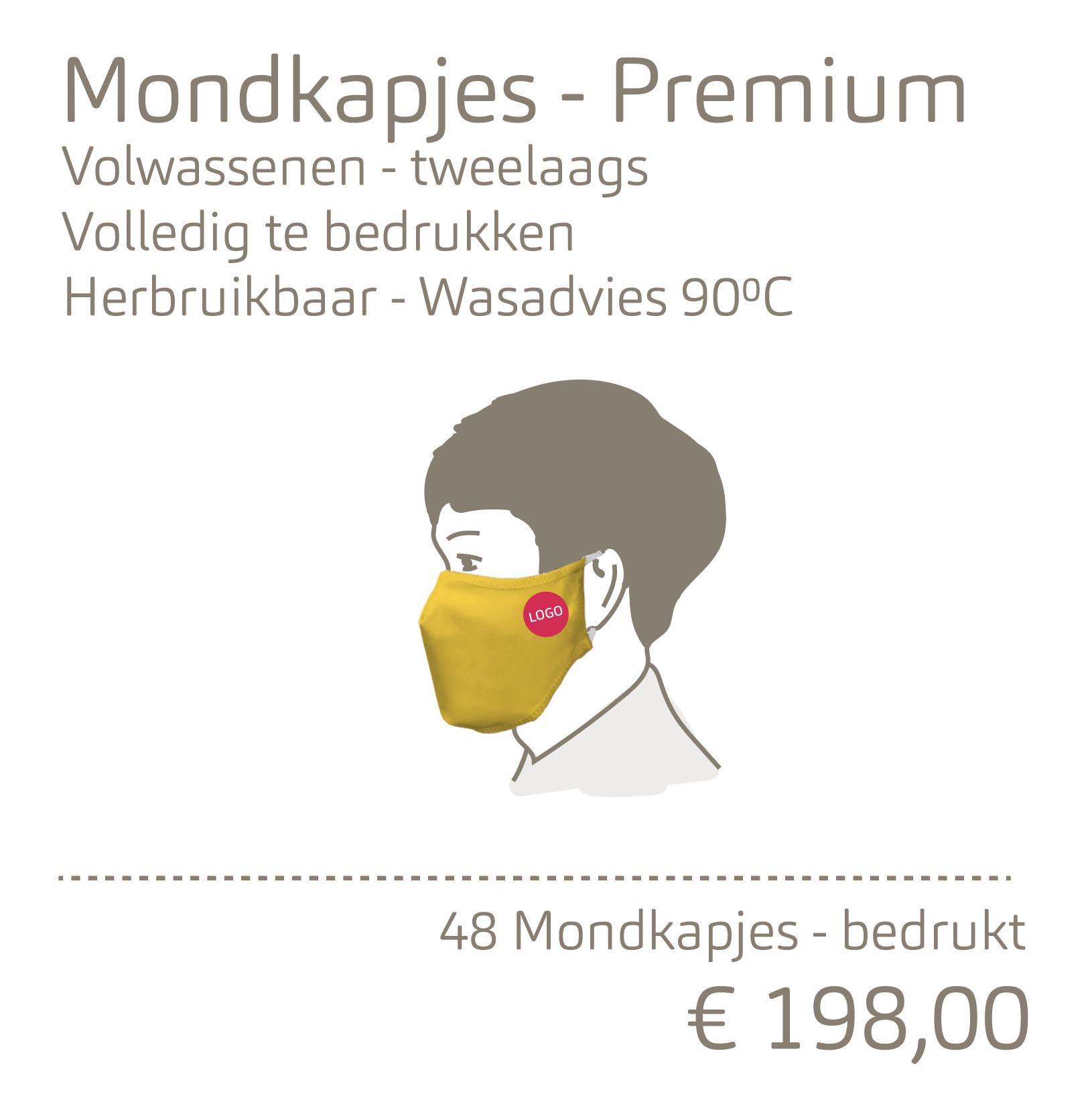 Mondkapjes-Premium