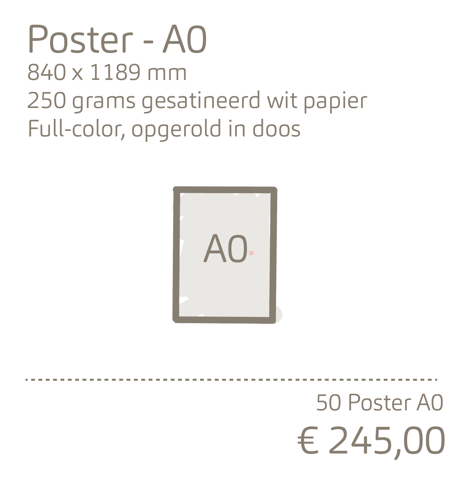 Poster A0