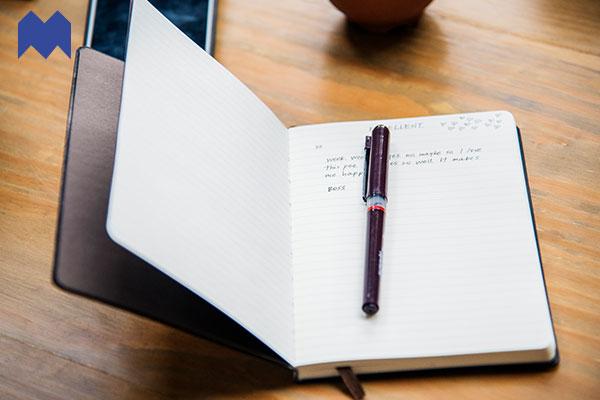 5 Tips die je helpen om met het schrijven te beginnen